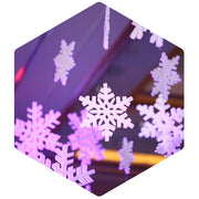 Snowflakes 250mm 12 Pack - SnowSouq.com by Desert Snow
