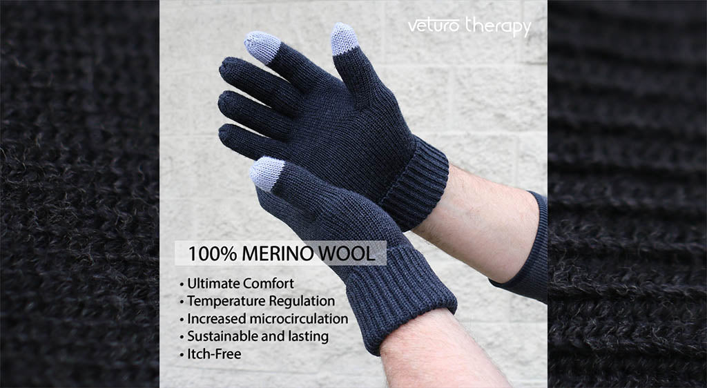 Merino Wool Gloves Best Choice for Comfort and Wellness