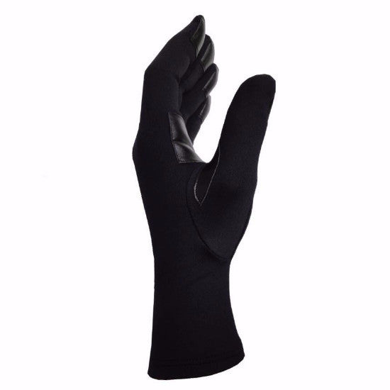Raynaud's Gloves Leather Grip Hand Circulation