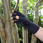 Infrared Raynaud's Fingertip Gloves Promote Circulation - Gloves for Therapy by Veturo