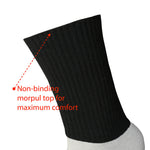 Infrared Socks Comfortable Top Detail