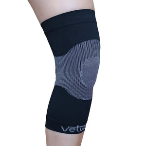 Infrared Compression Knee Support Sleeve - Gloves for Therapy by Veturo