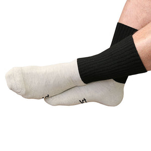 Infrared Dry Energy Socks MedCrew Black - Gloves for Therapy by Veturo