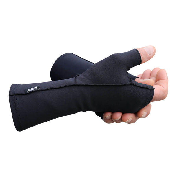 Infrared Therapy Fingerless Mitten Gloves Arthritis Relief