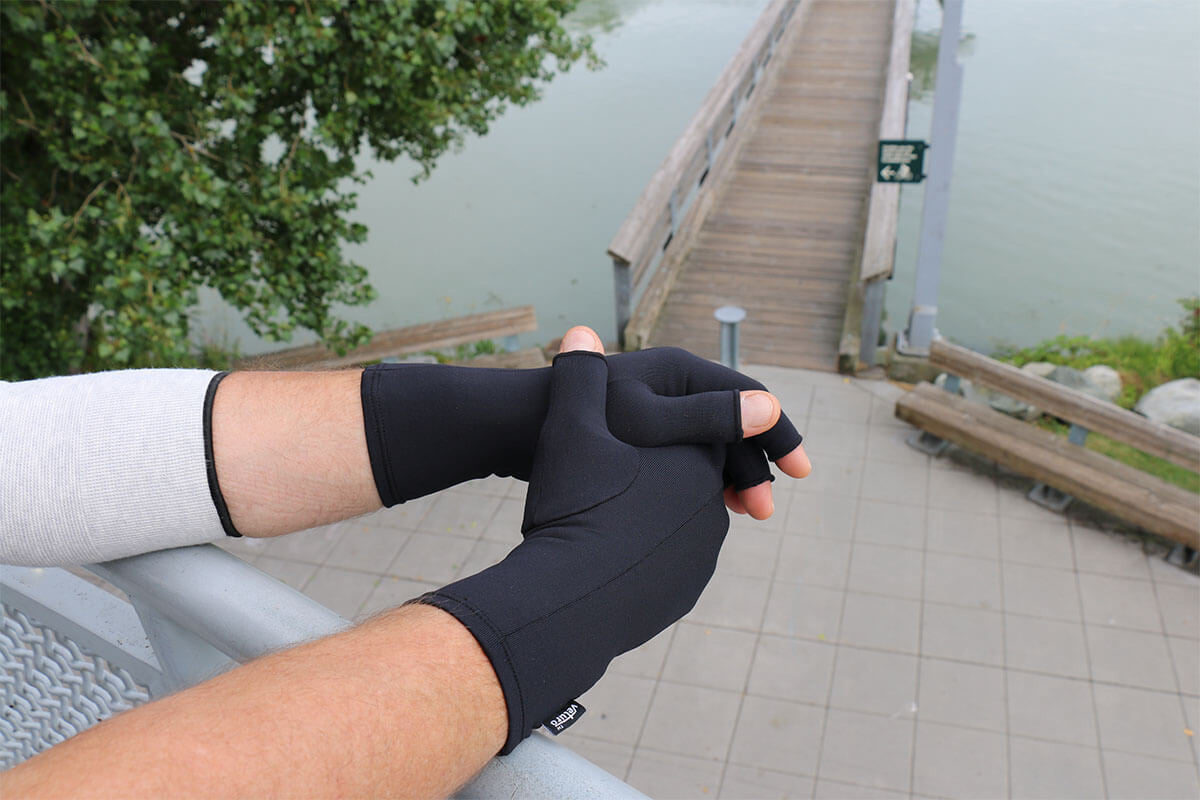 Pain Relief Compression Gloves Arthritis Raynaud S Infrared