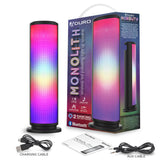 Monolith LED Tower Shaped Party Wireless Speaker
