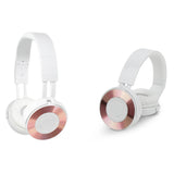 Amplify Metallic Wireless Stereo Bluetooth 5.0 Foldable Headphones