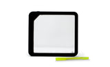 Hearth & Haven Fluorescent Led Marker Message Board