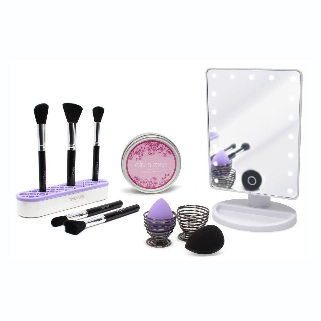 Olivia Rose Makeup Counter Total Beauty Bundle