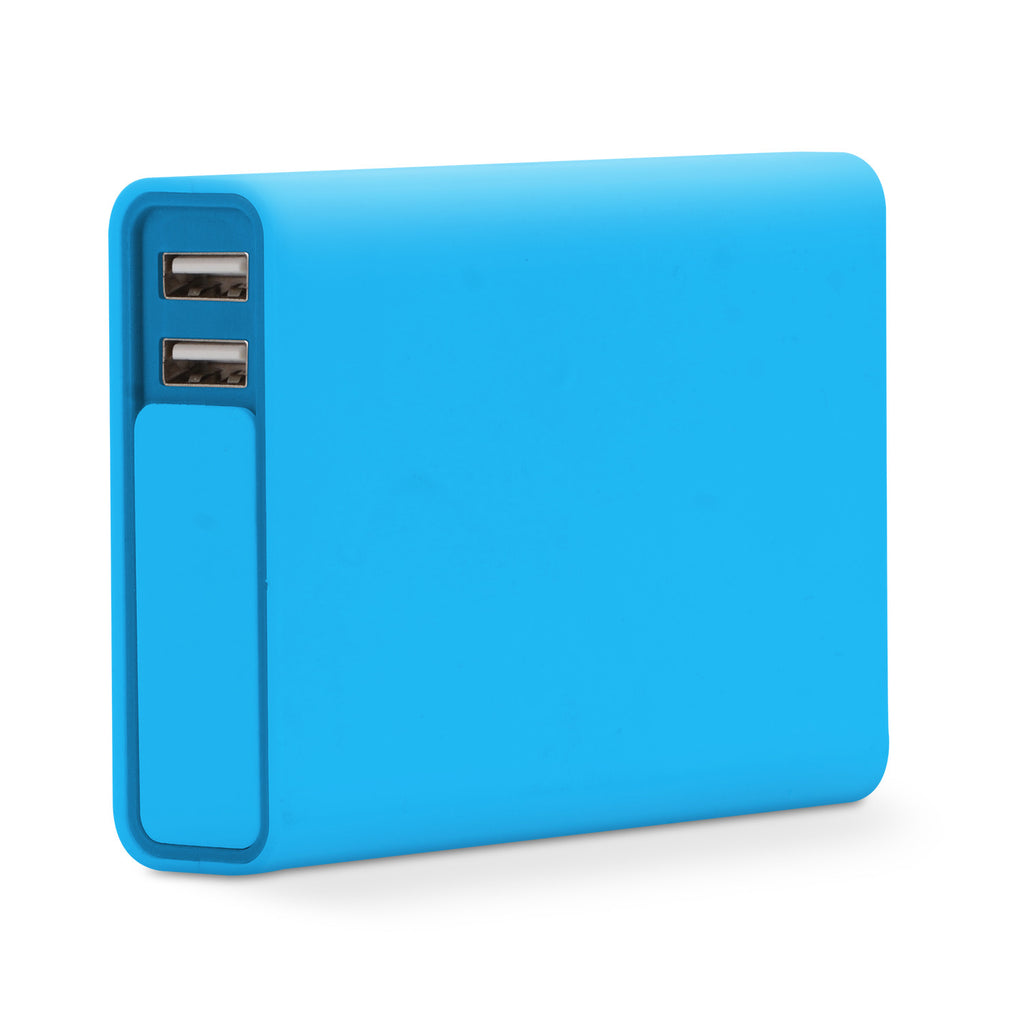 PowerUP Slide Portable Battery: 10400 mAh