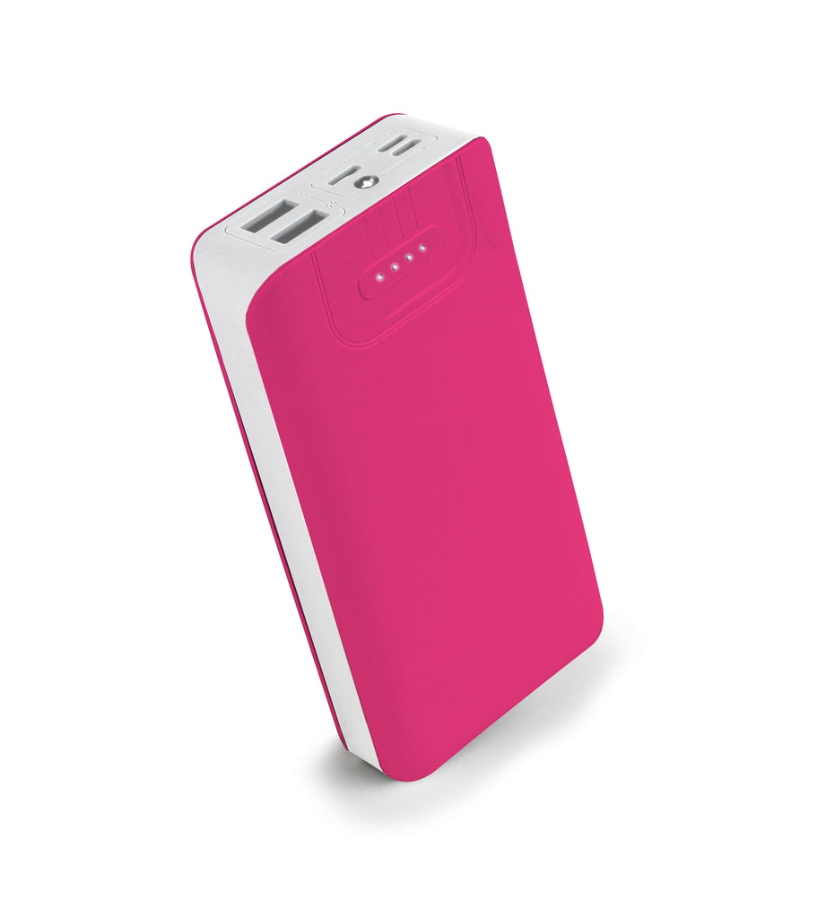Aduro PowerUp Trio 20,000 mAh SmartCharge Dual USB Backup Battery
