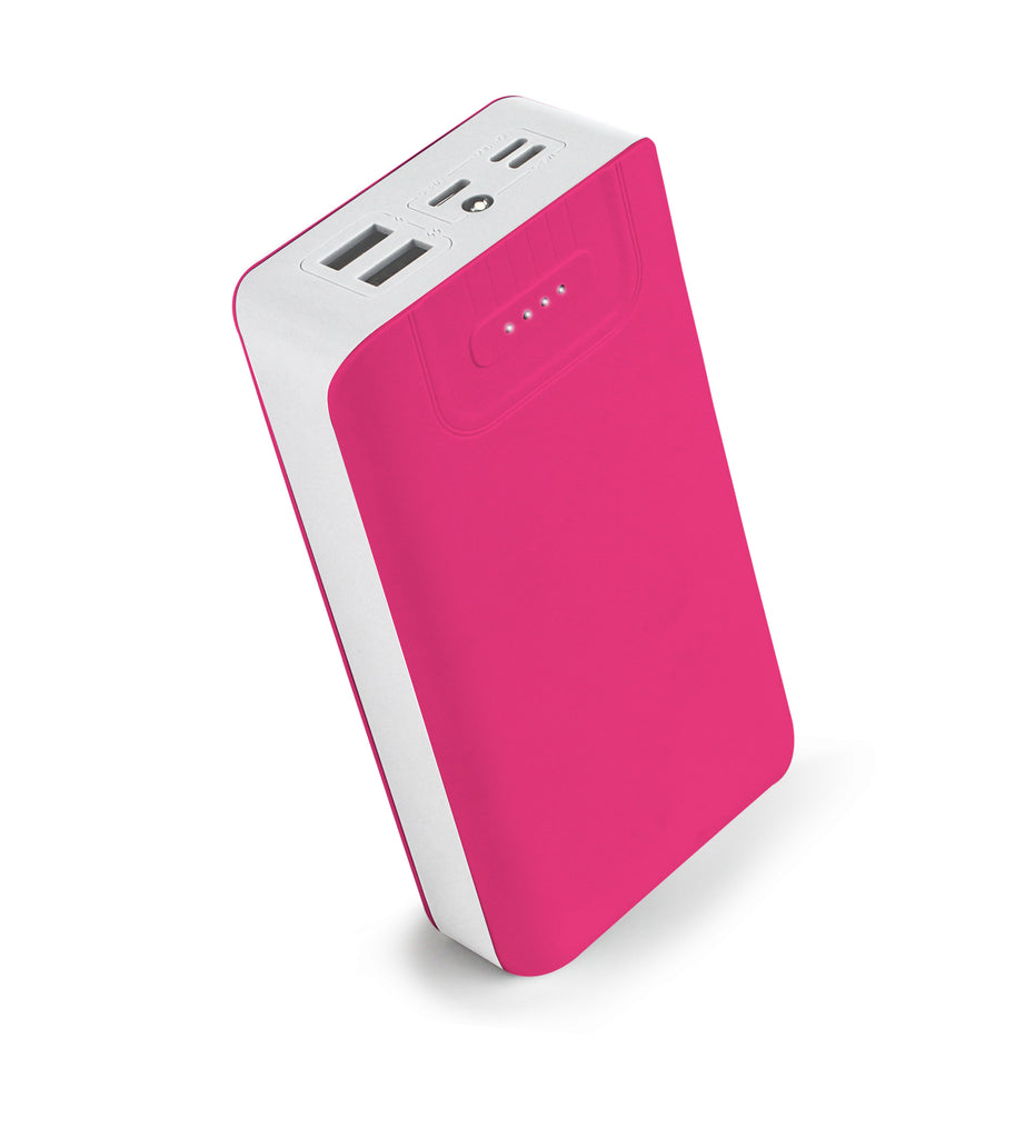 Aduro PowerUp Trio 30,000 mAh SmartCharge Dual USB Backup Battery