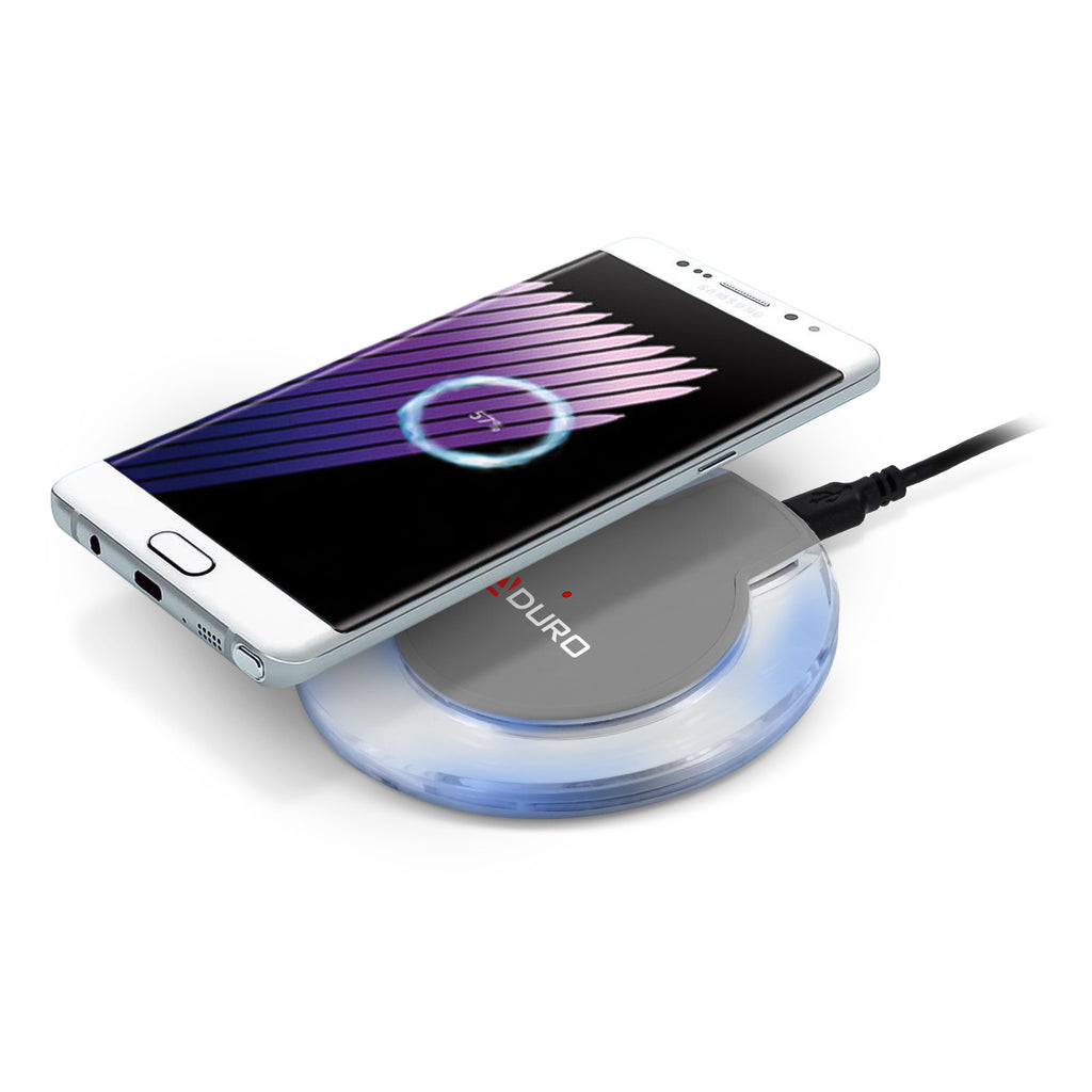 Ultra Slim Wireless Charging Pad: Qi