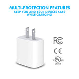 Aduro PowerUp PD 18W Type C USB Universal Fast Charger for iPhone 12