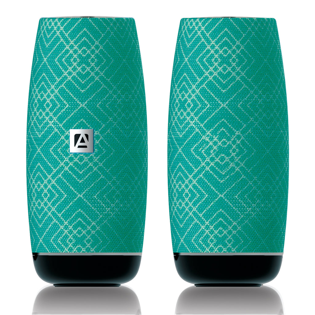 Aduro Resound XL Portable Bluetooth 5.0 Wireless Subwoofer Speaker
