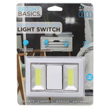 Bright Basics Wireless Dual LED Light Switch