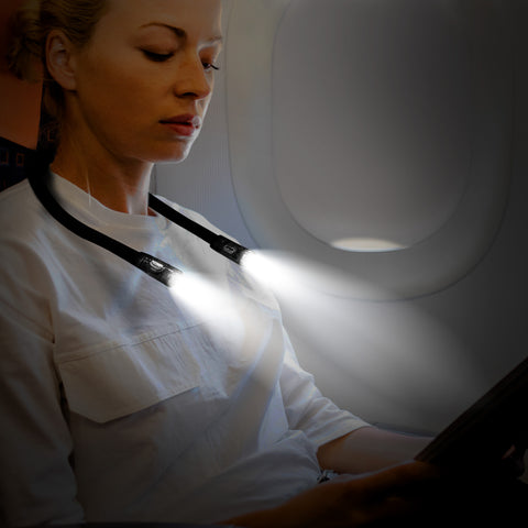 Bright Basics Hands-Free LED Flexible Neck Light