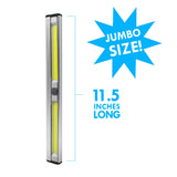 Bright Basics Jumbo Magnetic Ultra Bright Wireless Light Bar