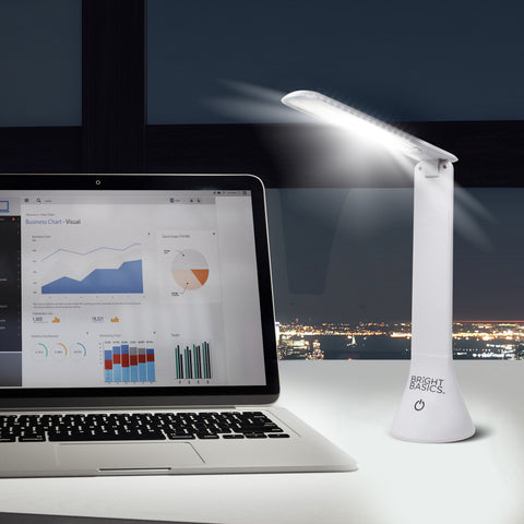 Bright Basics Ultra Bright Wireless LED Desk Lamp
