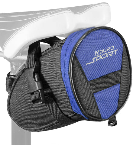 Aduro Sport Wedge Saddle Storage Bag for Cycling