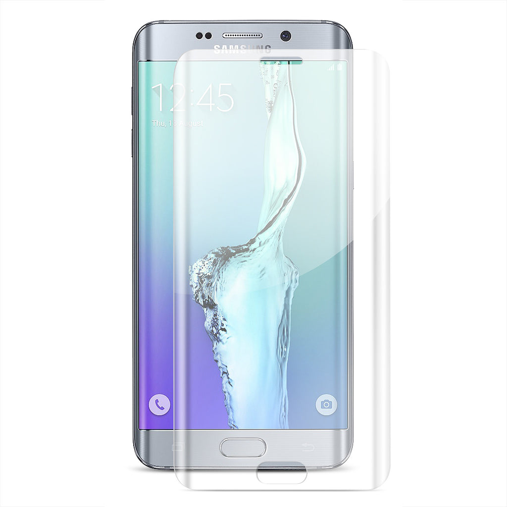 SHATTERGUARDZ Tempered Glass Screen Protector: Galaxy S6 Edge