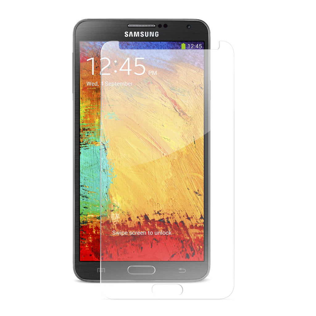 SHATTERGUARDZ Tempered Glass Screen Protector: Galaxy Note 3