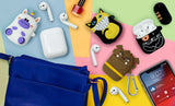 Aduro Critter Creatures Silicone Case for Airpods