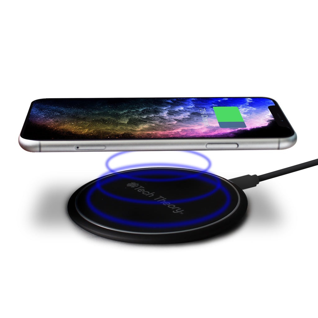 Aduro Qi Wireless Desktop Charging Pad