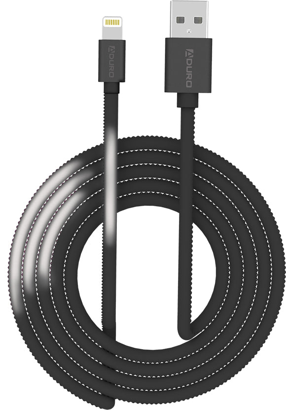 Thermal Sensor Color Changing MFI Lightning Cable - 6'