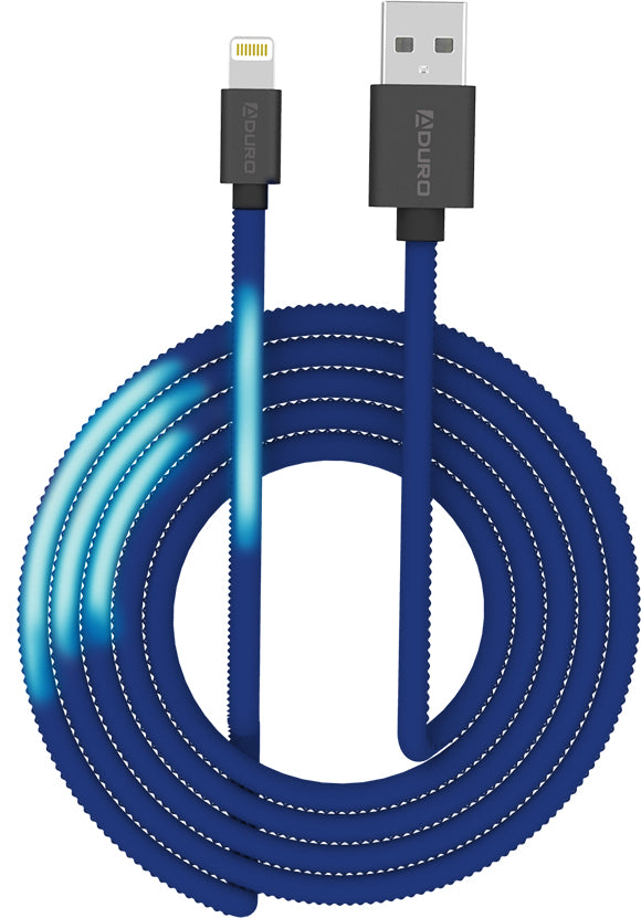 Thermal Sensor Color Changing MFI Lightning Cable - 6