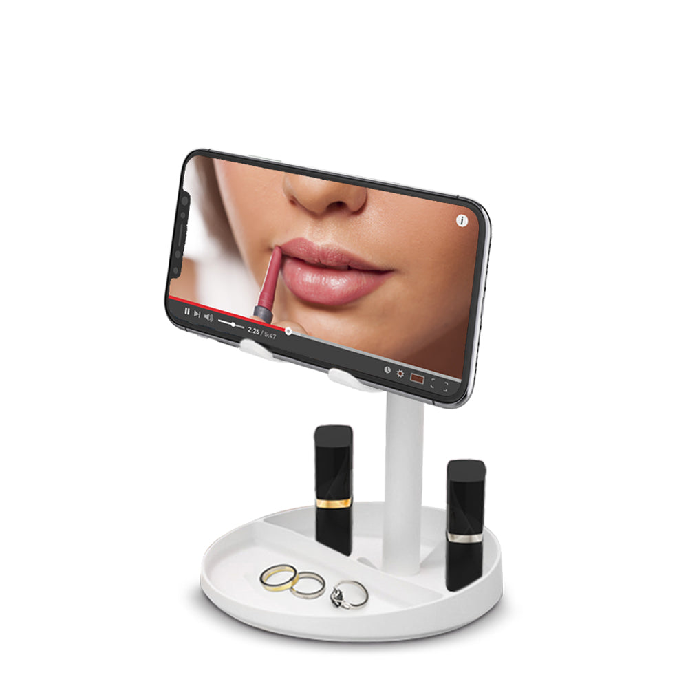 Aduro Solid Stand with Mirror for Phones & Tablets