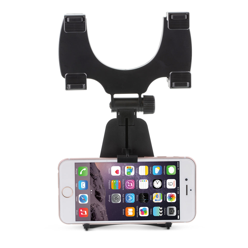 Grip Clip Universal Rearview Mirror Car Mount