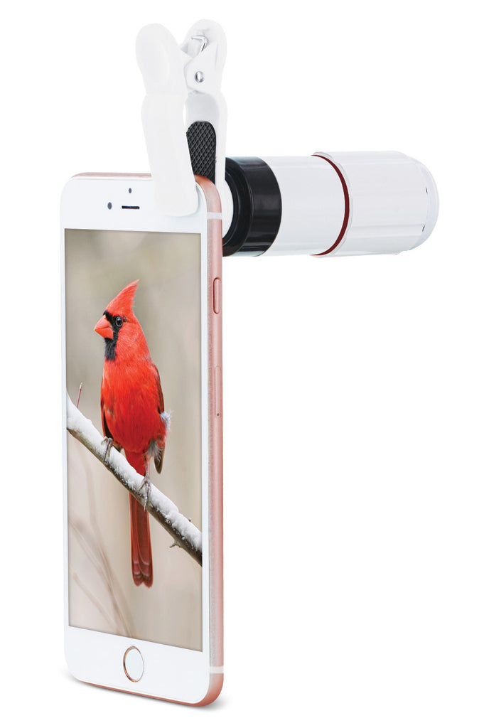 8x Adjustable Optical Zoom Lens for Mobile Phones