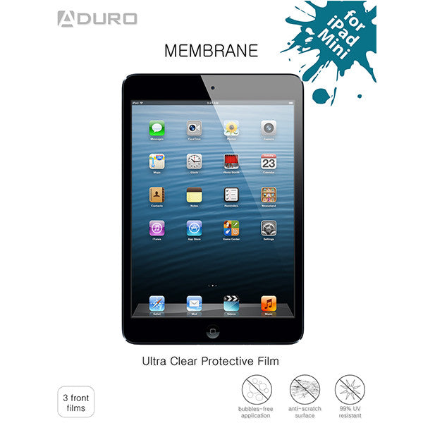 MEMBRANE Ultra Clear for Apple iPad Mini