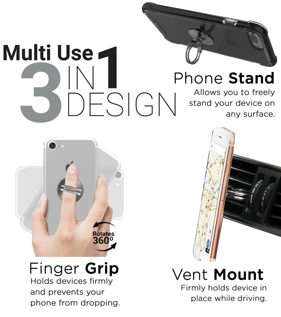 Aduro Cell Phone Ring Holder