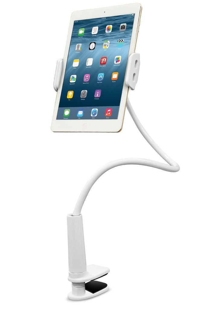 Solid-Grip 360 Adjustable Universal Gooseneck Tablet Stand