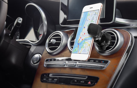Solid Grip: Universal Car Vent Mount