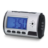 U-Spy DVR Alarm Clock w/ Hidden Camera