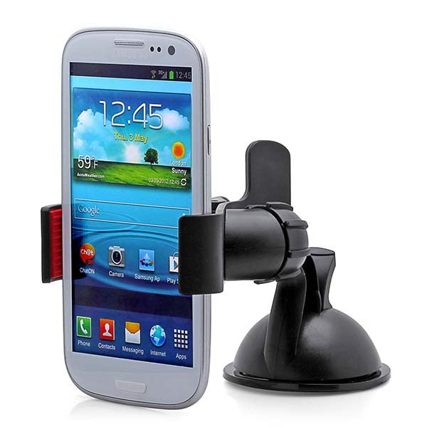 Grip Clip: Universal Car Mount
