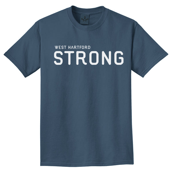 West Hartford Strong Connecticut Tee