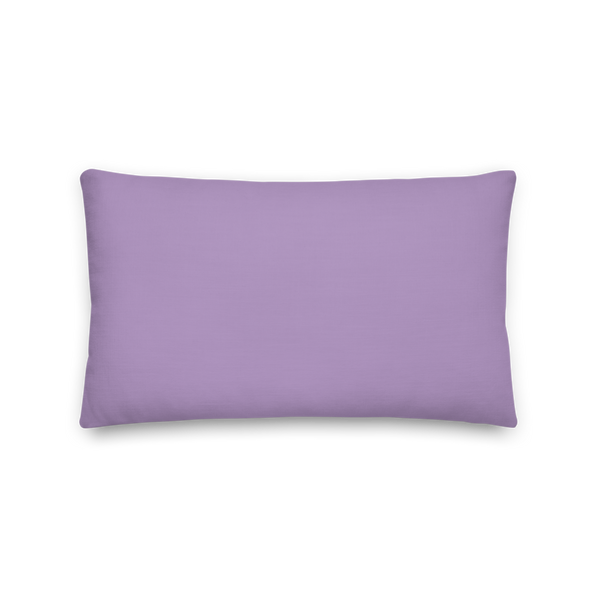 Stronger Together | Pillow (Purple)