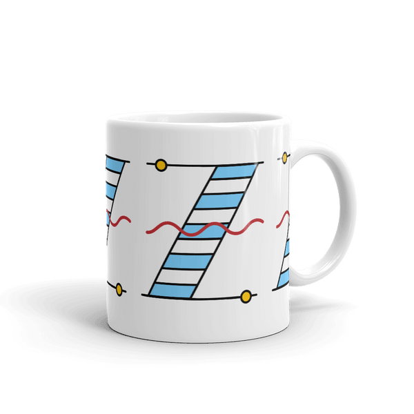 New! Personalized Summer Sailing Mug - Happiest Shop Ever