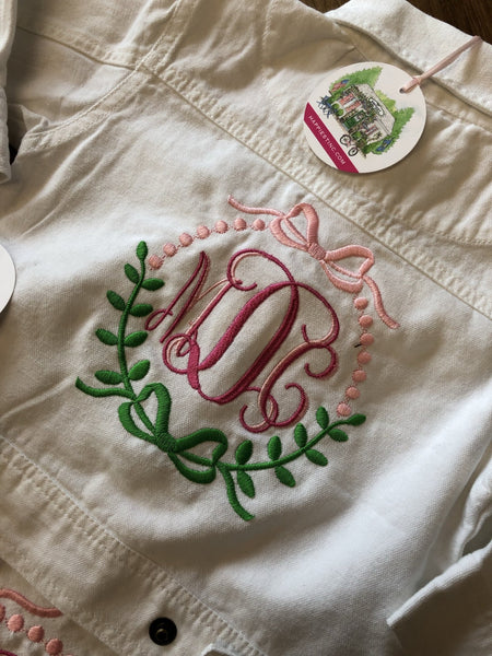 Personalized Jean Jackets for Toddlers and Little Kids - Happiest Shop Ever