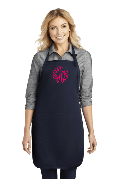 Personalized Stain Release Aprons - Happiest Shop Ever