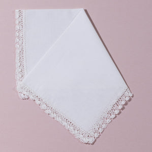 Wedding Handkerchief (Elizabeth) - Happiest Shop Ever