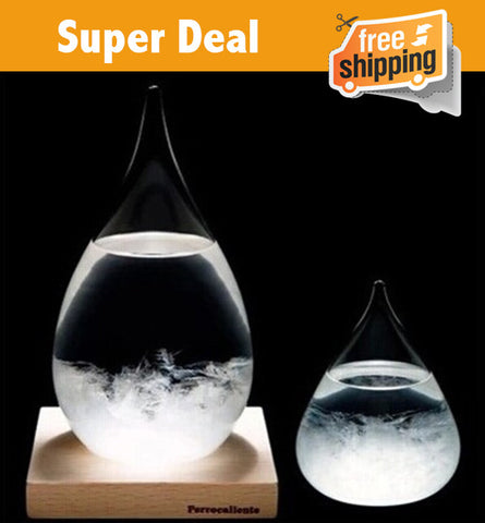 Storm Glass - Awesome Gift - Limited Time Offer