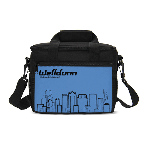 Back-To-School Insulated Lunch Bag