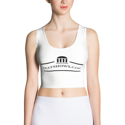Frat Shows Cut & Sew Crop Top