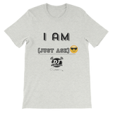 """I Am-Just Ask Me"" short sleeve t-shirt"