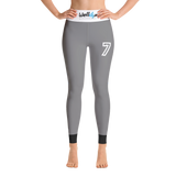 #NOLALivin Yoga Leggings Grey #7